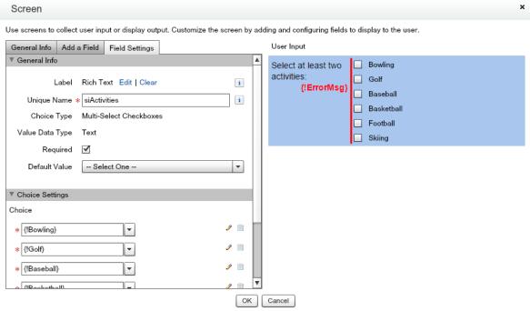 Flow Designer_ Input Validation v3000402